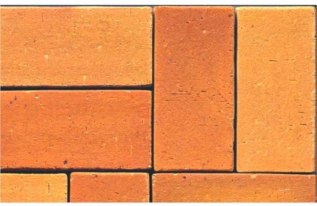 Глиняная тротуарная плитка