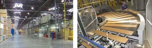 Завод-изготовитель ламината Pergo