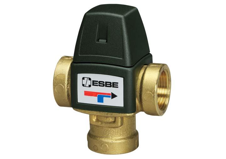 Трехходовый клапан, смесительный клапан ESBE