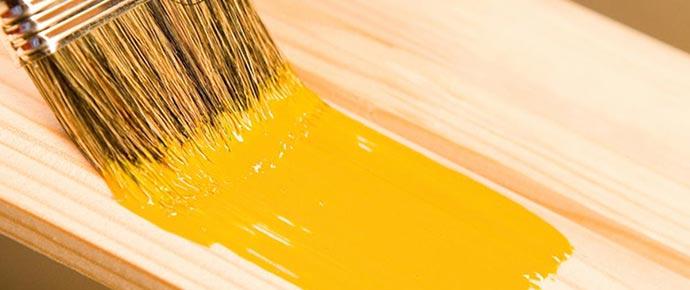 Масляная краска для деревянного пола