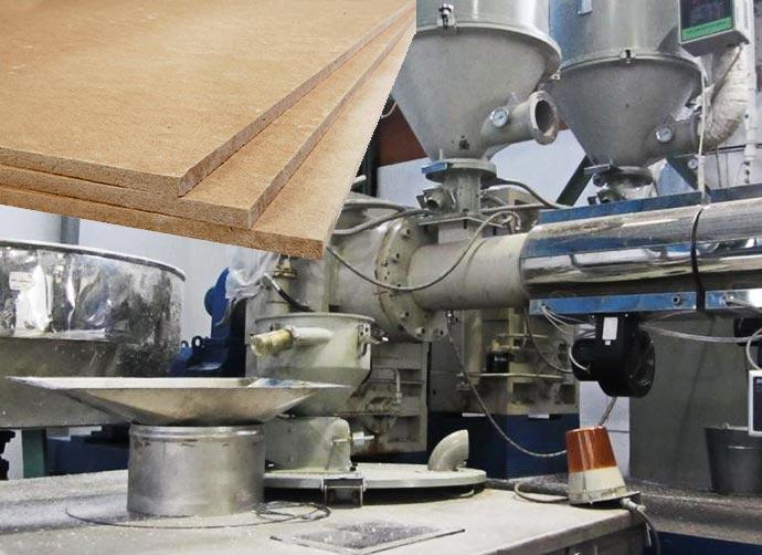Завод по производству плит Изоплат