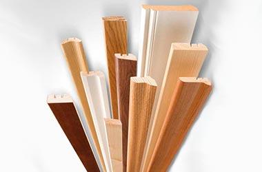 Плинтуса деревянные на пол