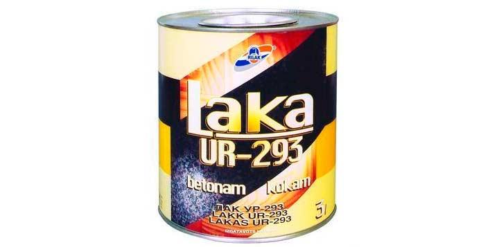 Полиуретановый лак УР-293 для пола