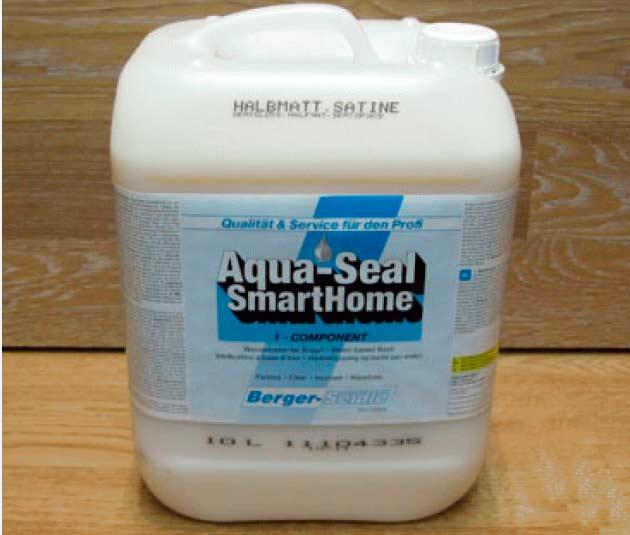 Лак для пола Berger Aqua-Seal