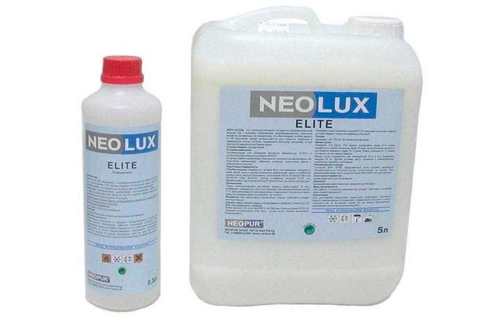 Лак для пола Neolux Elite Premium