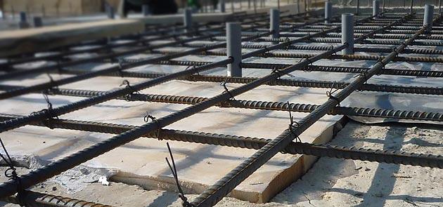 Аарматурная сетка под бетонный пол