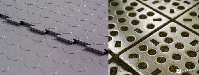 Разновидности промышленной метилаческой плитки