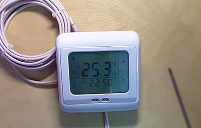 Терморегуляторы с датчиком температуры воздуха своими руками фото 419