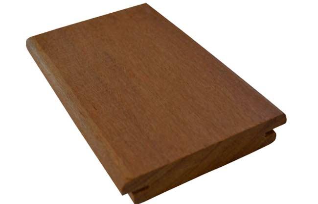 Палубная доска из древесины кумару
