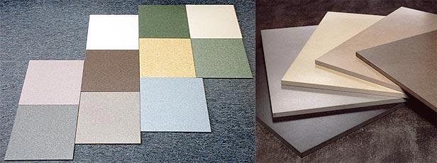 Выбор видов керамической плитки