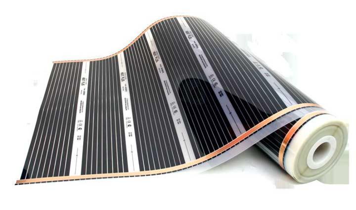 Инфракрасная пленка представляет собой многослойную конструкцию