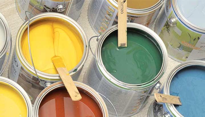 Краски для дерева