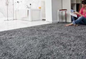 Интерьер напольных покрытий - ковролин