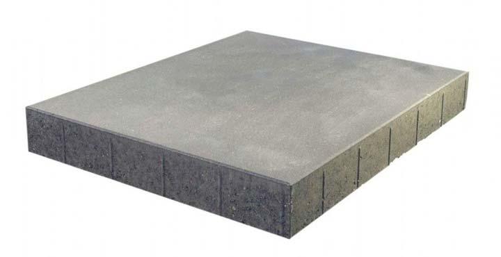 Бетонная тротуарная плитка