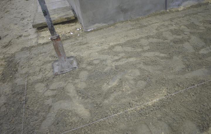 Земляные работы перед укладкой плитки