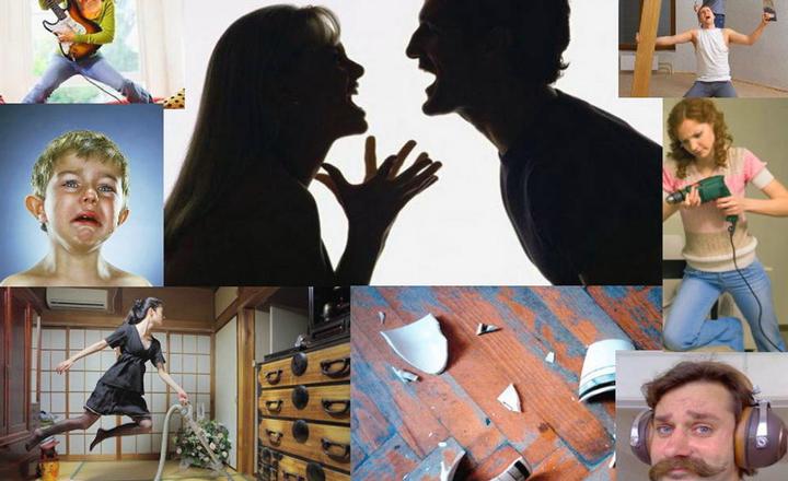 Причины шума в квартире