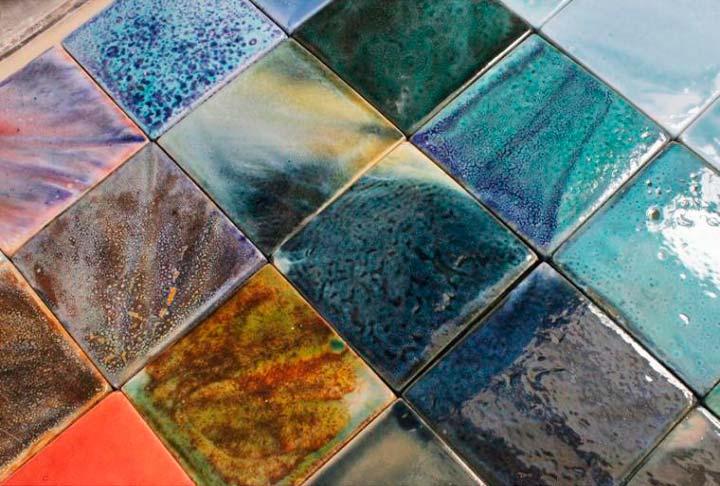 Разновидности глазурованной плитки