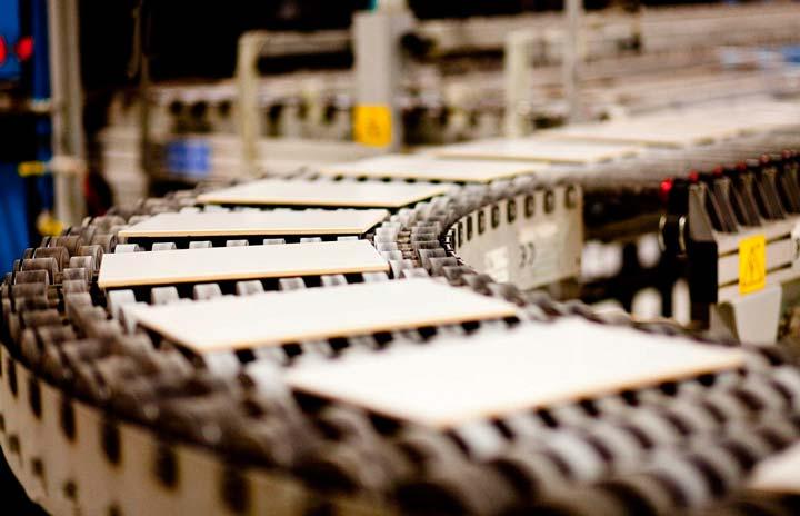 Способы производства плитки