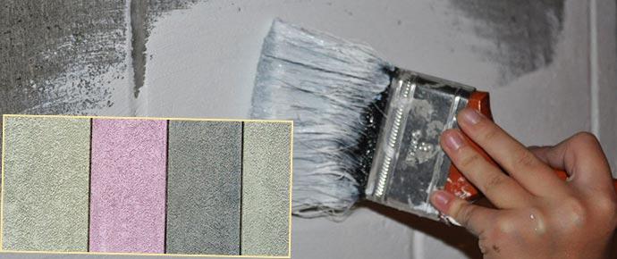 Окрашивание бетона и выбор краски