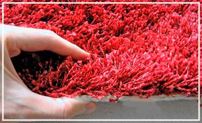 Разновидности ковролина по длине ворса