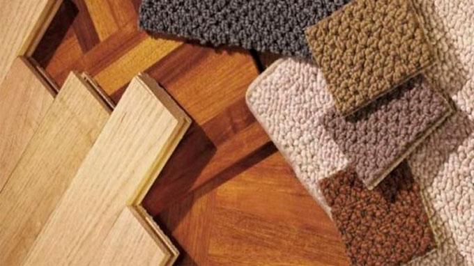 как-выбрать напольное покрытие для дома