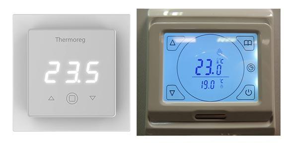 Электронные терморегуляторы