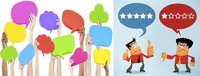 Покупатели и отзывы