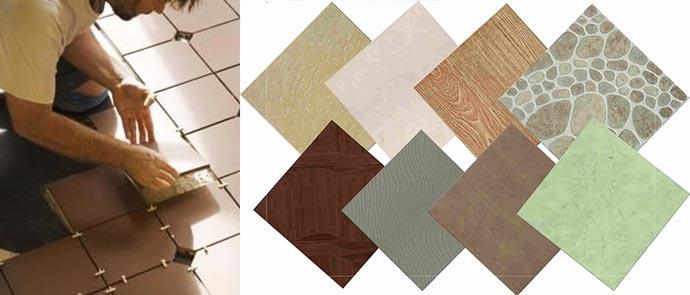 Разновидности плитки керамической