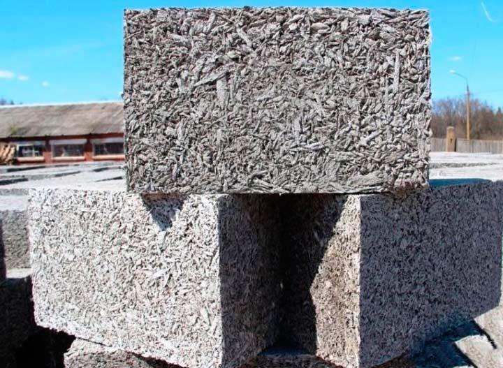 Арболит-деревобетон для утепления