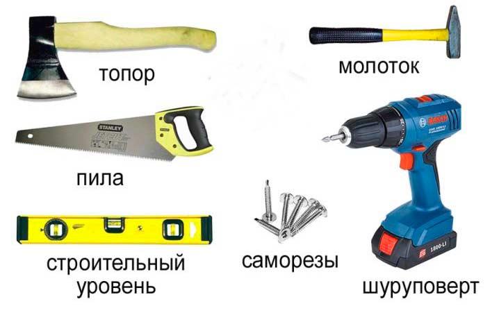 Инструменты для укладки пола