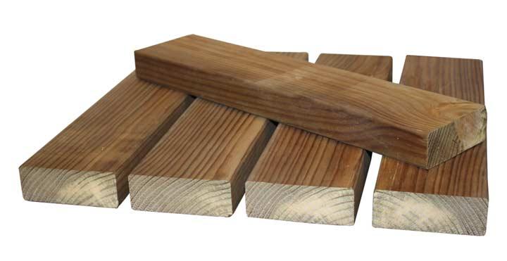 Плюсы палубной доски из натуральных материалов