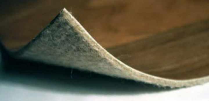 Вид линолеума - алкидный