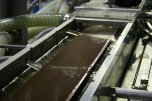 Как производится террасная доска